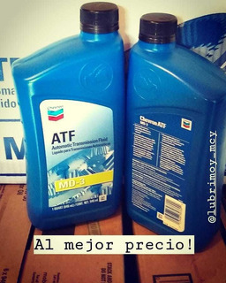 Aceite De Caja Automática Chevron Atf Md Iii Dexron Iii