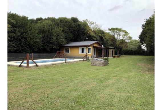 Retasado-venta Casa Quinta En Villa Lía-san Antonio De Areco