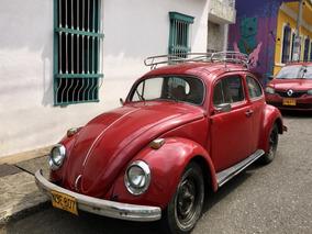 Volkswagen Clasico Escarabajo