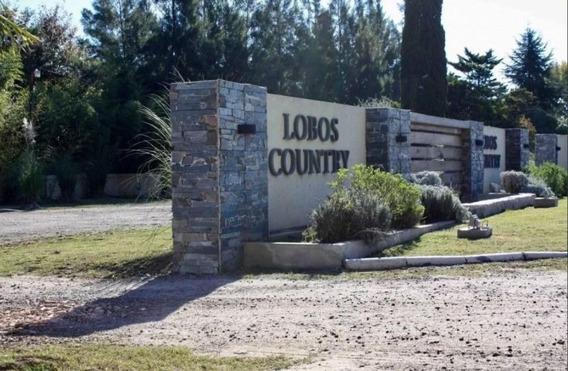 Lote 1350m2 Lobos Country Club