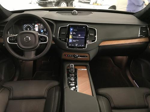 Volvo Xc90 T8 Hybrid Blindado, New Volvo Xc90 2019 Car Seat