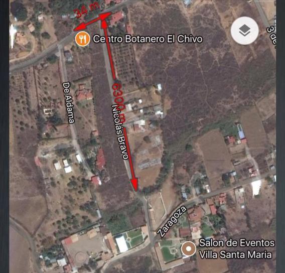 Terreno En San Pablo Etla, Oaxaca