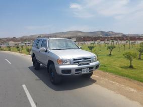 Nissan Pathfinder - 4x4 - Mecánica (camioneta - Remato)
