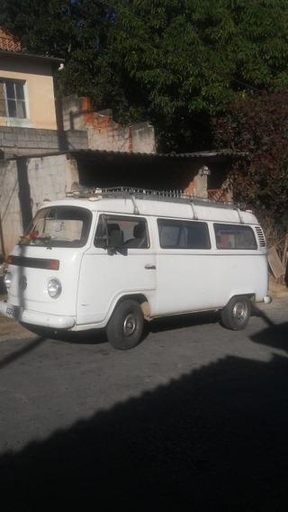 Volkswagen Kombi 1.6 Escolar 3p Gasolina 2003