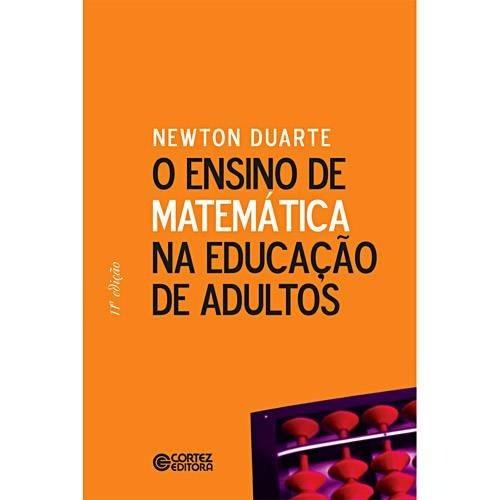 Livro - Ensino De Matemática Na Educação De Adultos, O