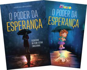 Livro E Livrinho Infantil O Poder Da Esperança - Oferta
