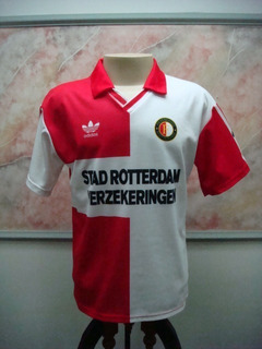 Camisa Futebol Feyenoord Holanda adidas Antiga 2309
