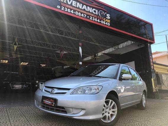 Honda Civic 1.7 Lx 16v Gasolina 4p Manual - Venancioscar