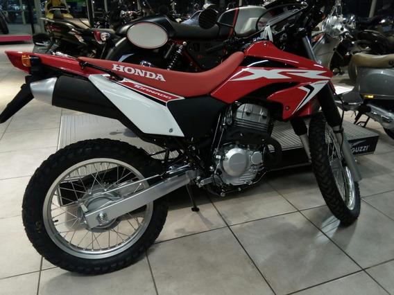 Honda Xr 250 Tornado