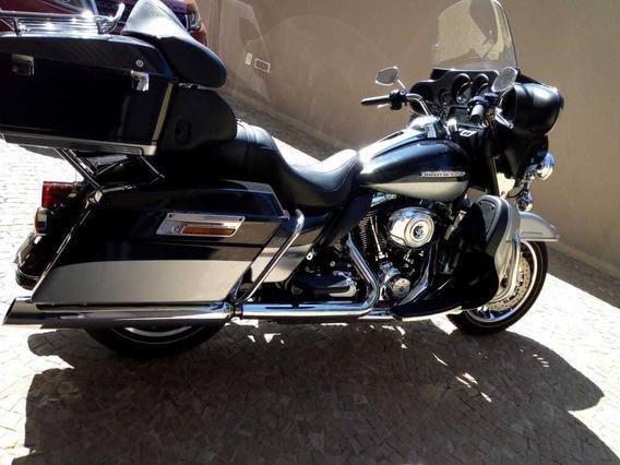 Harley Davidson Electra Glide Ultra Limited - 2013