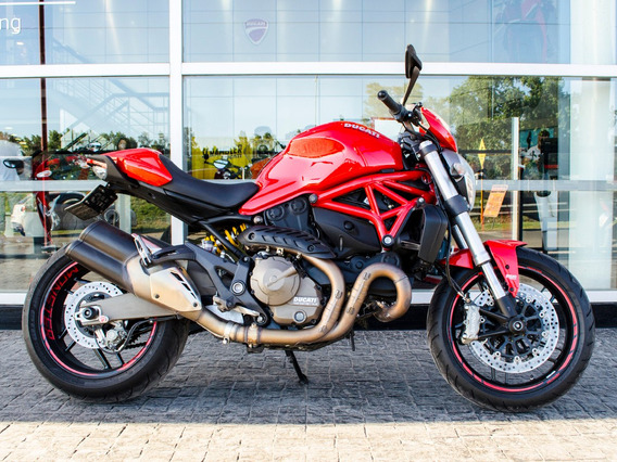 Ducati Monster 821 En Excelente Estado