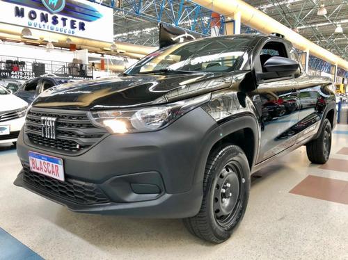 Fiat Strada Endurance Plus 1.4 8v Zero Km A Pronta Entrega