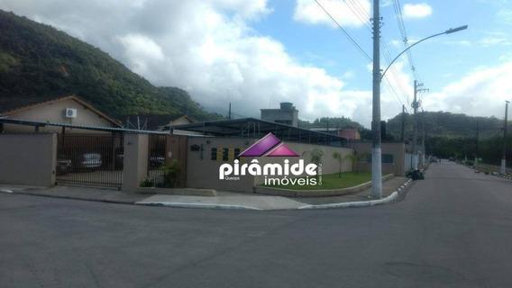 Casa Com 2 Dormitórios Para Alugar, 65 M² Por R$ 1.200,00/mês - Jardim Casa Branca - Caraguatatuba/sp - Ca4066