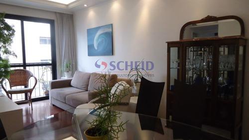 Imagem 1 de 15 de Apartamento Na Vila Mascote, 2 Dormitórios - Mc8923