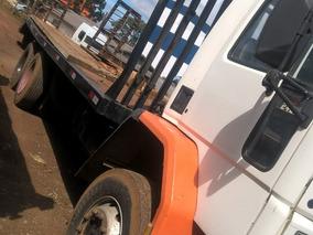 Ford Cargo 2425 Traçado No Chassi