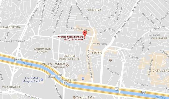 Imóvel Possui Área Útil Interna De 4.683 M² (fora As Vagas De Garagem E Pátio De Manobras), A Região Conta Com Infraestrutura De Restaurantes, - 128860 Van - 329