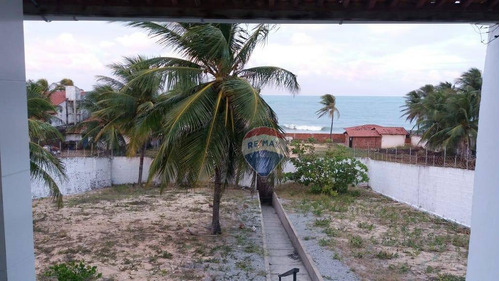 Casa Na Praia De Búzios Para Alugar - 642m² - Nísia Floresta/rn - Ca0216
