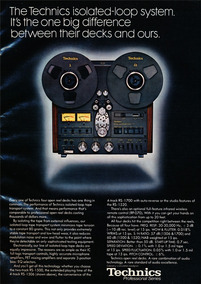 Technics Rs-1506 Us Professional 4-track