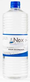 Água Deionizada (ou Desmineralizada) 1000ml