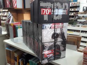 Coleção 70º Aniversário Da Ii Guerra Mundial 30 Vls C/ Dvds