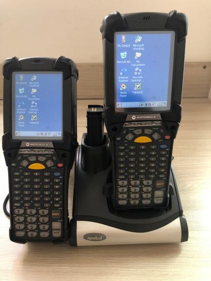 Coletor De Dados Motorola Mc9190 G Long Range 1d