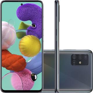 Smartphone Samsung Galaxy A51 6,5 128gb Câmera 48mp+12mp+5mp