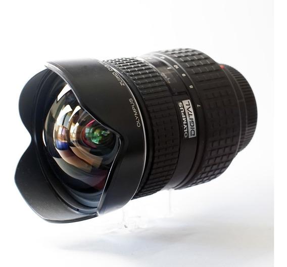 Lente Olympus Zoom Zuiko Digital Top-pro 7-14mm