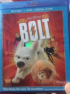 Blu Ray Bolt