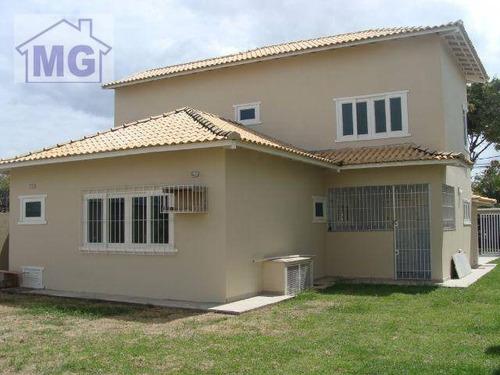 Imagem 1 de 18 de Casa À Venda, 225 M² Por R$ 850.000,00 - Mirante Da Lagoa - Macaé/rj - Ca0076