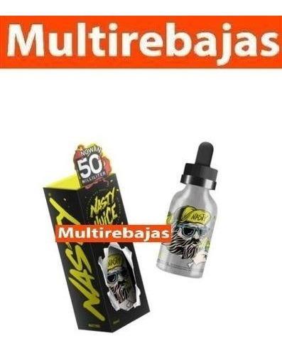 Liquido De Esencias Nasty Juice Para Vaporizador Electrónico