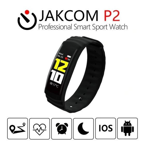 Reloj Profesional Deporte Gimnasio Jakcom P2 Envio Gratis