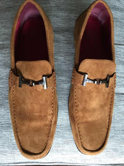 Zapatos De Gamuza Cubano Marca Tayno