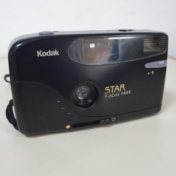 Câmera Analógica Kodak Star