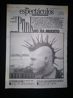 Clarin Espectaculos Junio 1995