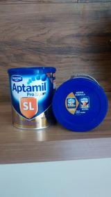 Aptamil Sl (sem Lactose) 400g. Val. 03/2020 Kit C/ 12 Lts
