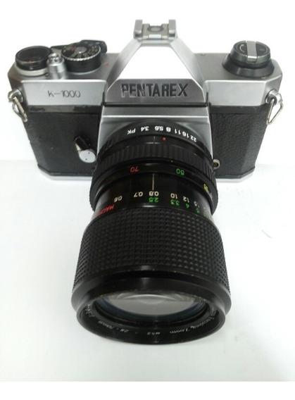 Câmera Pentarex K1000