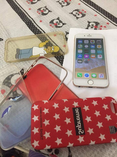 iPhone 6, 16 Gb Dourado