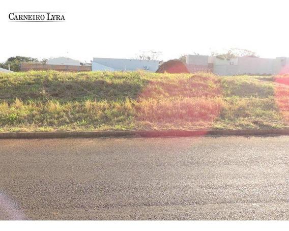 Terreno À Venda, 479 M² Por R$ 144.000 - Jardim Juliana - Jaú/sp - Te0194