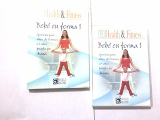 Dvd Bebe En Forma 1 Health And Fitness Ejercicios Para