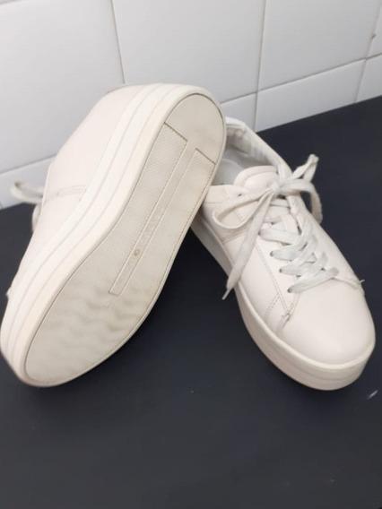 Zapatillas Zara Crudas