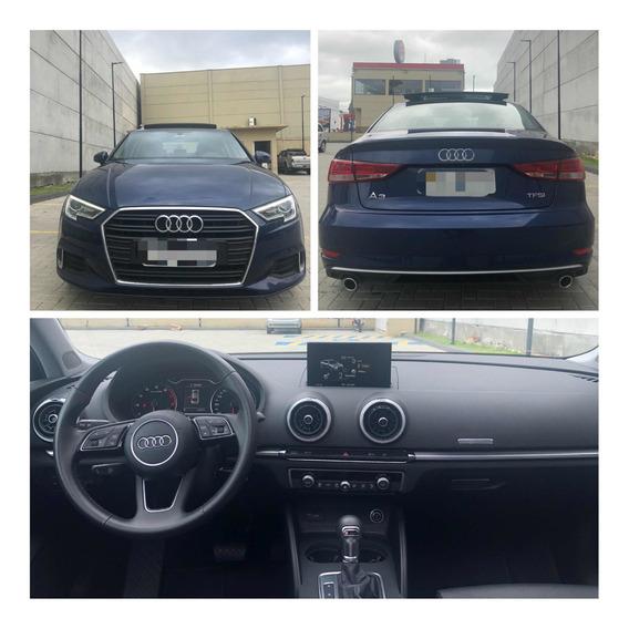 Audi A3 2.0 Tfsi Ambition S-tronic 4p 2018