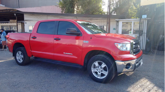 Toyota Tundra 2013 Limited 4x4 At Cuero 77.000km Facilidades