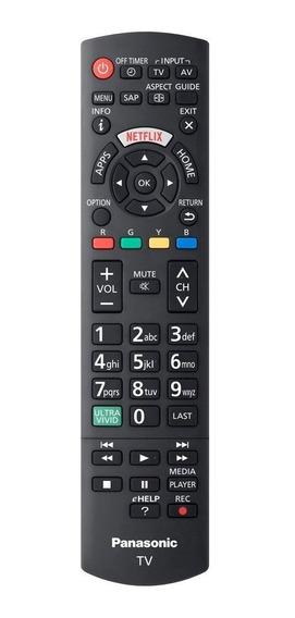 Controle Remoto Panasonic Viera Netflix Tnq2b4906 Original!