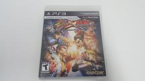 Jogo Street Fighter Vs Tekken - Ps3 - Original