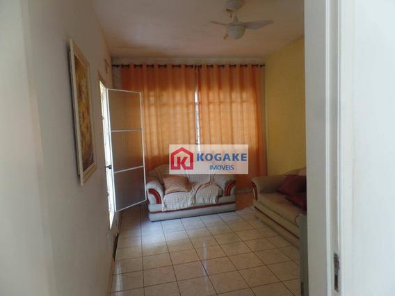 Casa Com 3 Dormitórios À Venda, 135 M² Por R$ 650.000 - Vila Betânia - São José Dos Campos/sp - Ca0316