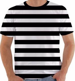 48ca4cc9de Camiseta 1087 - Listras Listrada Horizontal Todas As Cores