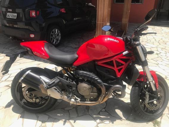 Ducati Monster 821 - Nova - Revisada - Excelente Maquina