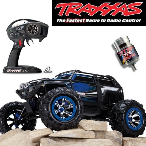 Summit Traxxas 4wd Evx-2 1/10 Brushed Tqi 56076