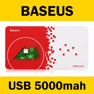 Baseus Power Bank 5000mah Usb - Cloudcores - Bateria