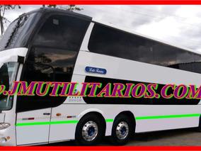 Paradiso Dd 1800 Ano 2007 Scania K420 54 L Ar /wc Jm Cod 102